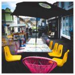 Resturant seating in Brighton