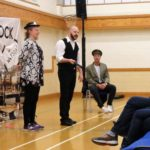 Murder mystery at Loxdale