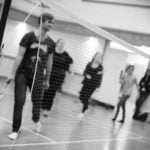 Students badminton session 2