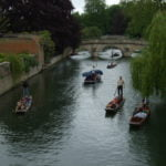 Cambridge boat ride trip
