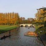 Cambridge weekend trip