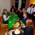 Poker night at Loxdale