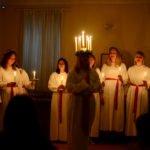 Saint Lucia choir at Loxdale