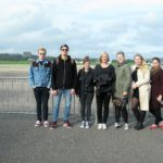 English plus class on a trip to Shoreham