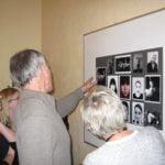 Photography course exhibition