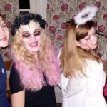 Halloween dressing up at Loxdale