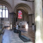 inside chichester cathedral