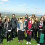 Group at devils dyke