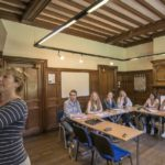 Adult language course at Loxdale