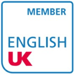 Member English UK logo