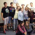 A summer class