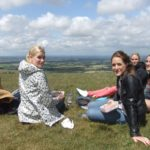 Girls on sussex downs 02