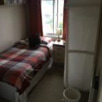 Residential home single bedroom