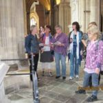 40+ in chichester cathedral