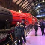 Harry potter train - loxdale english centre weekend trip