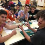 teenage activities put on by loxdale english centre