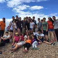 Loxdale language school day trips to the beach