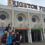 Brighton Pier fun day out
