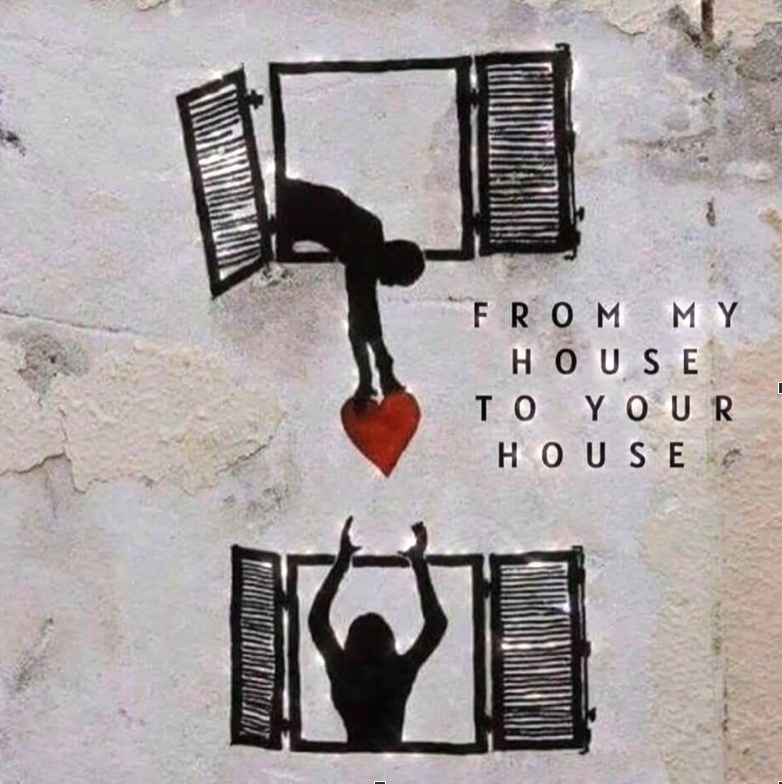Keep a house a home heart